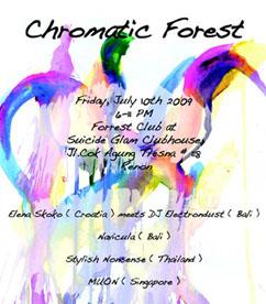 chromatic-forrest