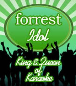 forrest-idol-karaoke